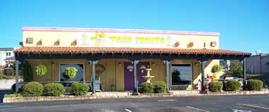 Taco To Mexican Restaurant In Hot Springs Arkansas
